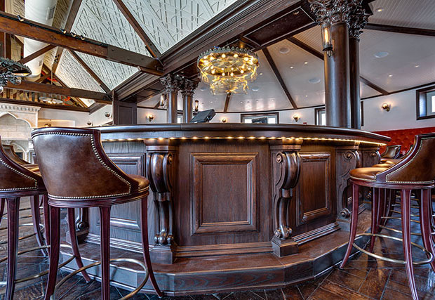 Tavern On The Green Central Park NYC - Custom Carpentry and millwork